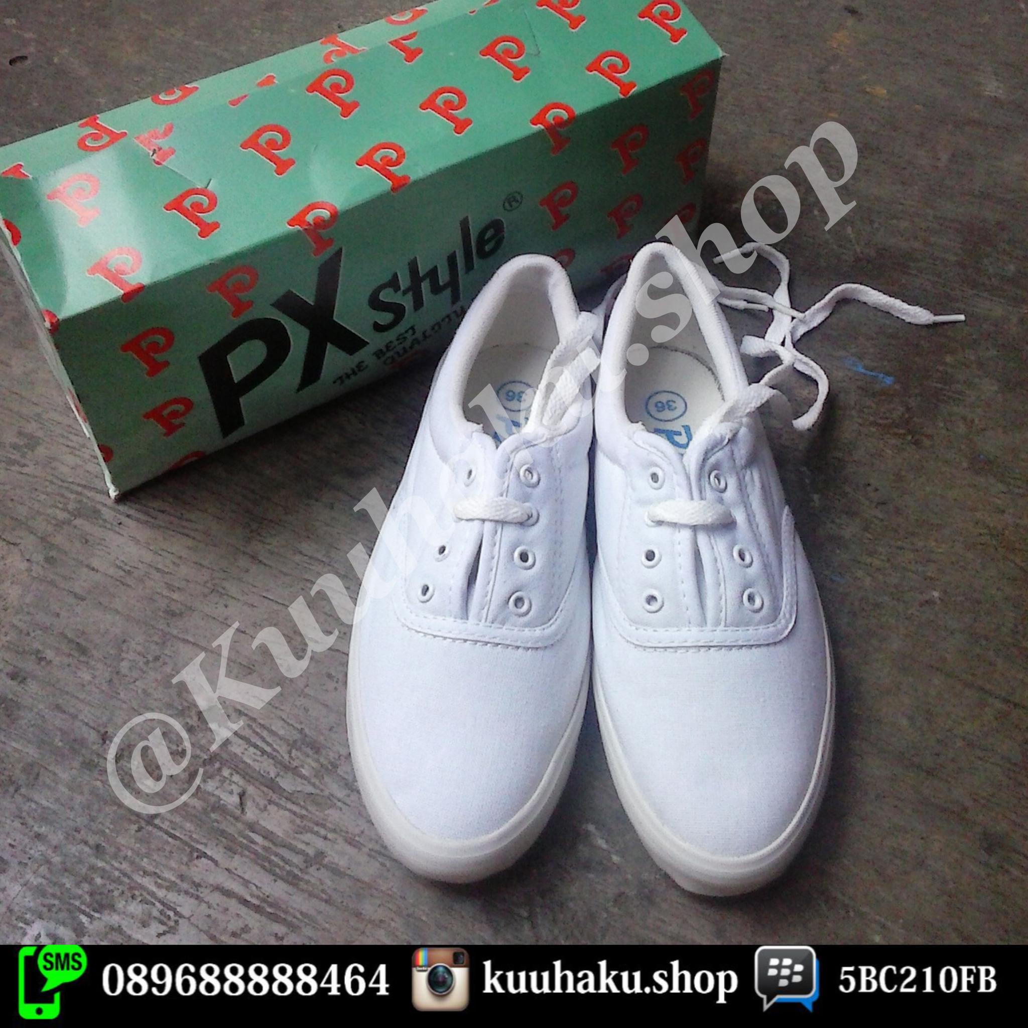 Jual Sepatu Kanvas Tali / PX Style 068 / Sepatu Tali - Kuuhaku | Tokopedia