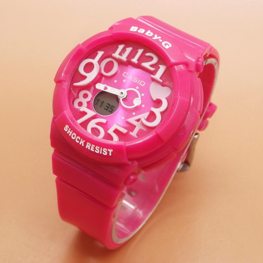 Jam Tangan Wanita Baby G Bga 110 Denim Series Kw Super Daftar Casio Bgs 180 2b3 Biru Muda Pink White
