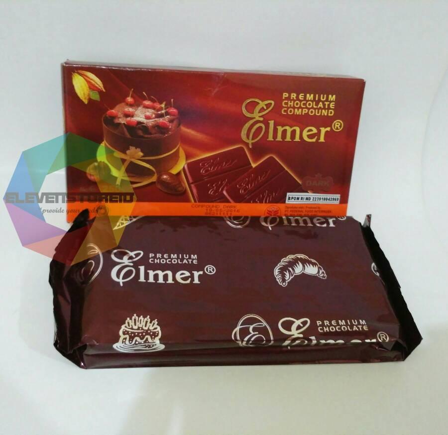 Elmer Chocolate Milk And Dark Chocolate