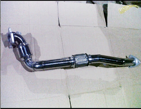 DownPipe JAzz-GE8 W7L1