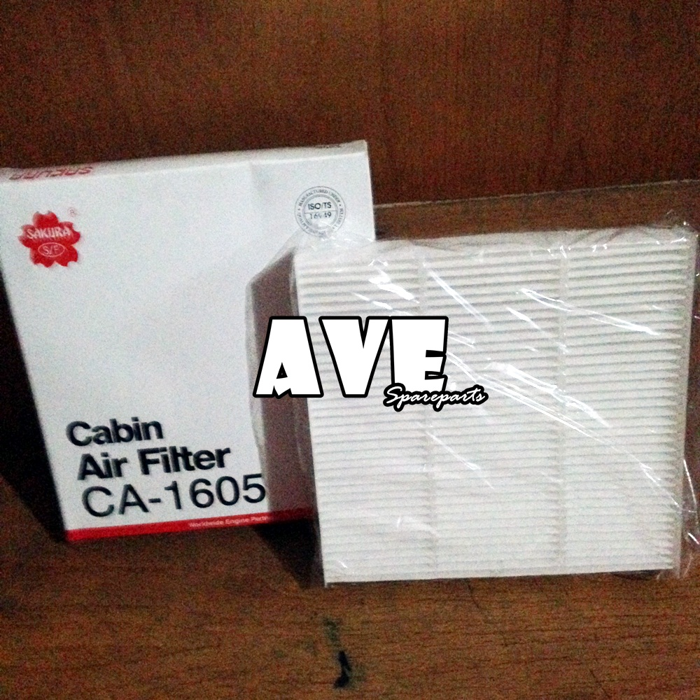 Filter AC / Cabin Honda Jazz 1500 cc I-DSI/ VTEC, CITY 1500 cc