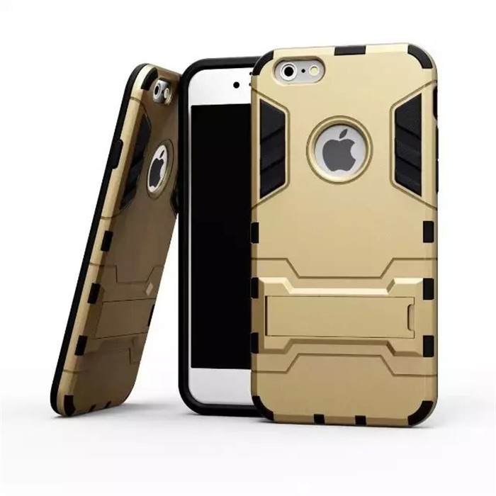 iPhone 6 4.7 Premium Anti Knock Slim Hybrid Rugged Armor Case