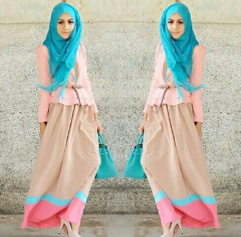 CJN-4in1 Inayah Hijab - SETELAN HIJAB