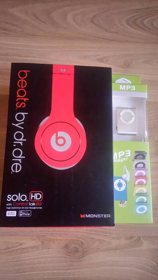 Headphone Beats Plus Mp3 Jepit