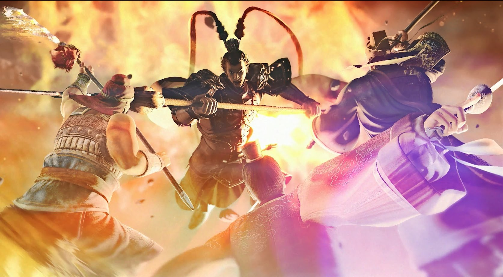 Jual Ps4 Romance Of The Three Kingdoms Xiii Reg 2 Eur Eng Game 3 Blanja
