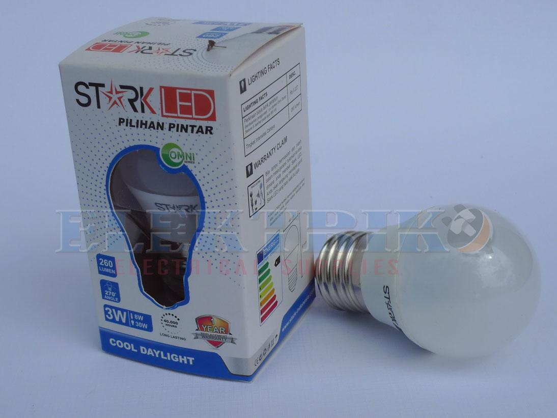 Stark Lampu Led Omni Series 5 Watt Buy 1 Get 1 Daftar Update .
