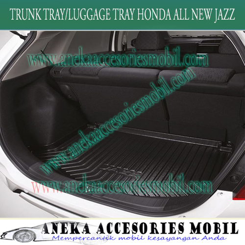 Trunk/Luggage/Cargo Tray/Cover Bagasi Luxury Honda All New Jazz