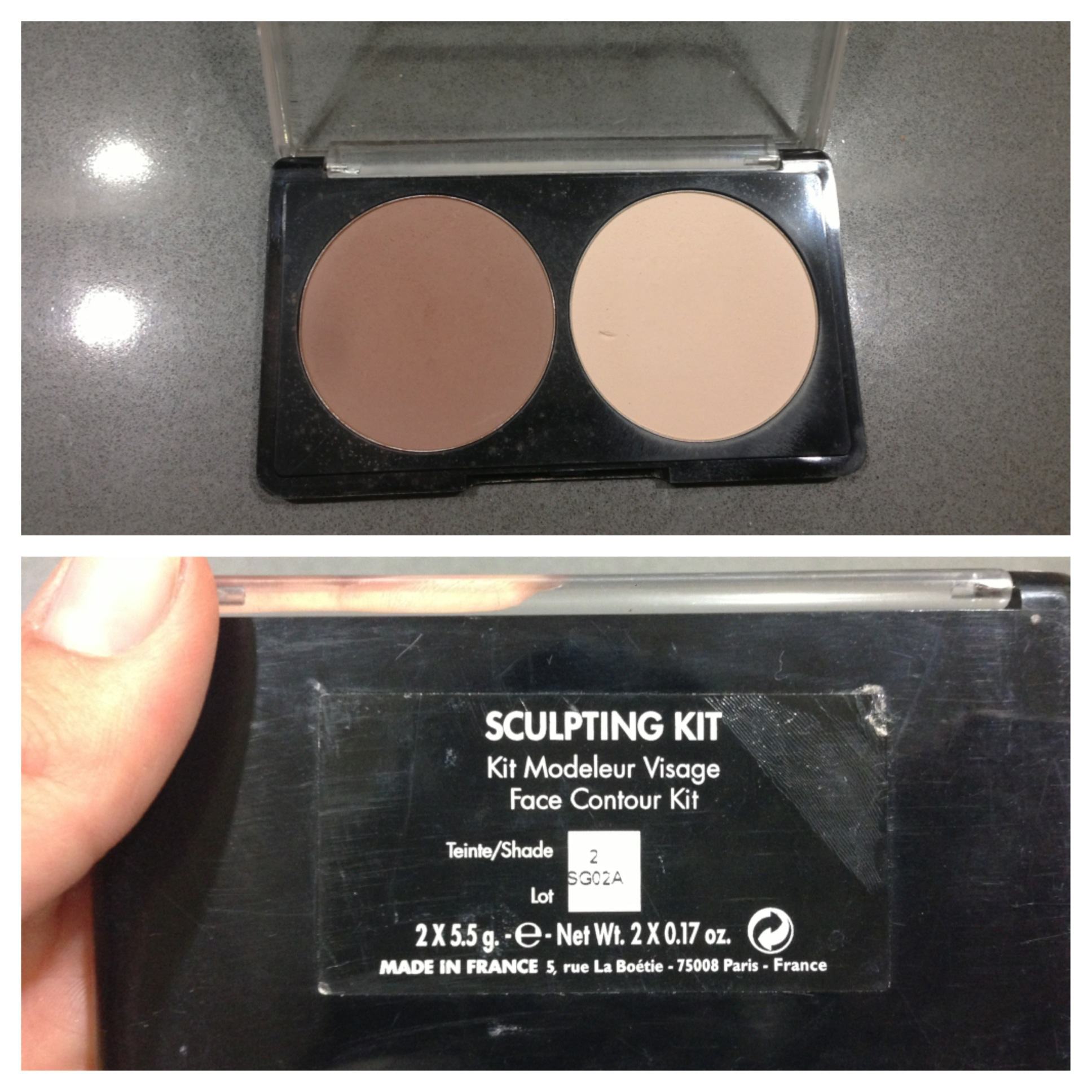 Makeup Forever Sculpting Kit 3