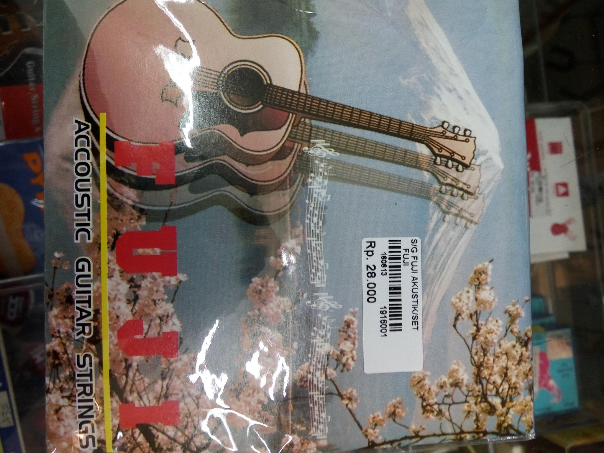 Senar Gitar Fuji Akustik