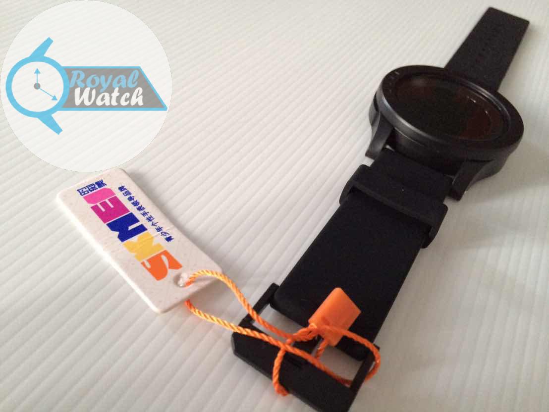 SKMEI jam tangan pria DG1142 black