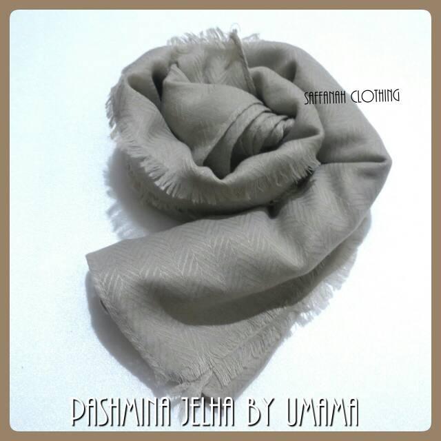 Pashmina / Hijab Jelha Cotton Tyrex by Umama