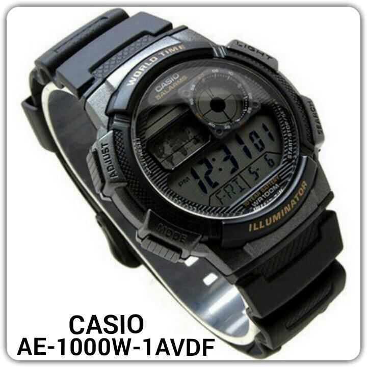Casio ae 1000 w