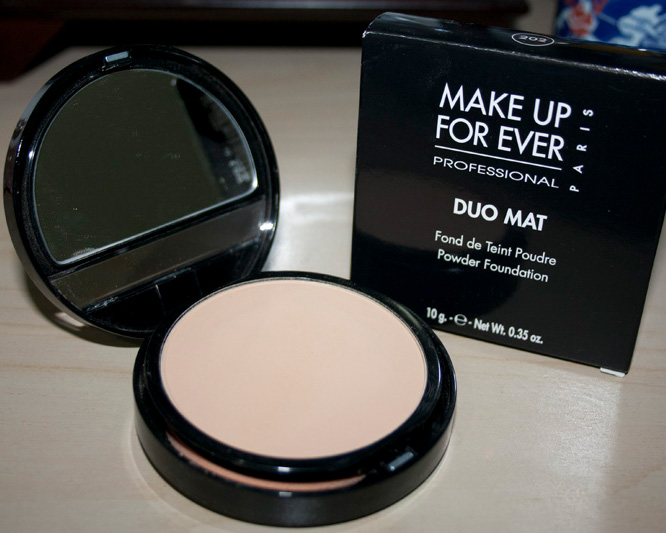 ... makeup forever duo mat powder foundation ings daily ...