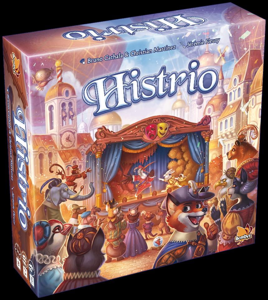 Jual Histrio Board Game Toko Board Game Tokopedia