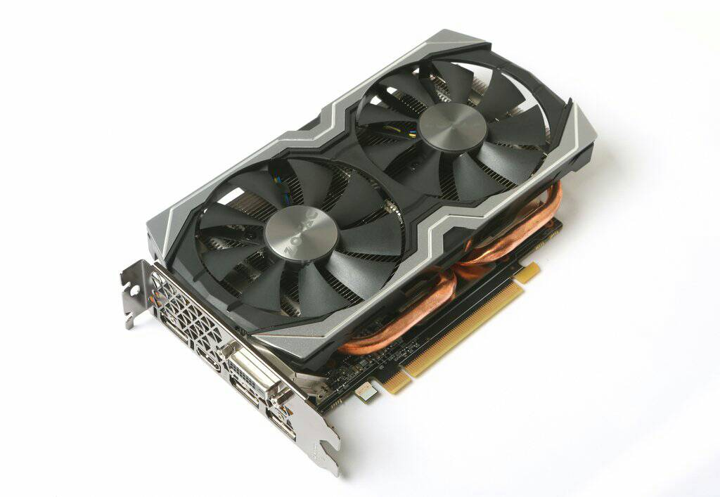 NEW! Zotac Geforce GTX1060 AMP! 6GB DDR5 GTX 1060 murah