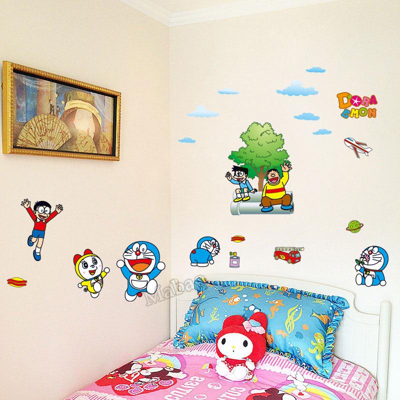Gambar Galery Doraemon Desain Kamar Gambar Dinding Di