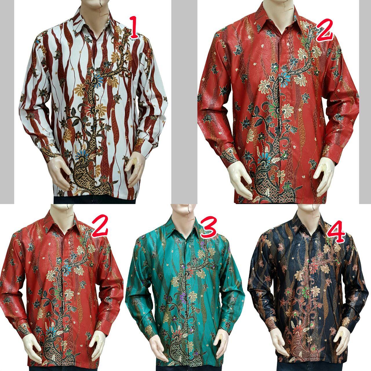 Jual Kemeja Batik Istimewabaju batik pestaseragambatik pria