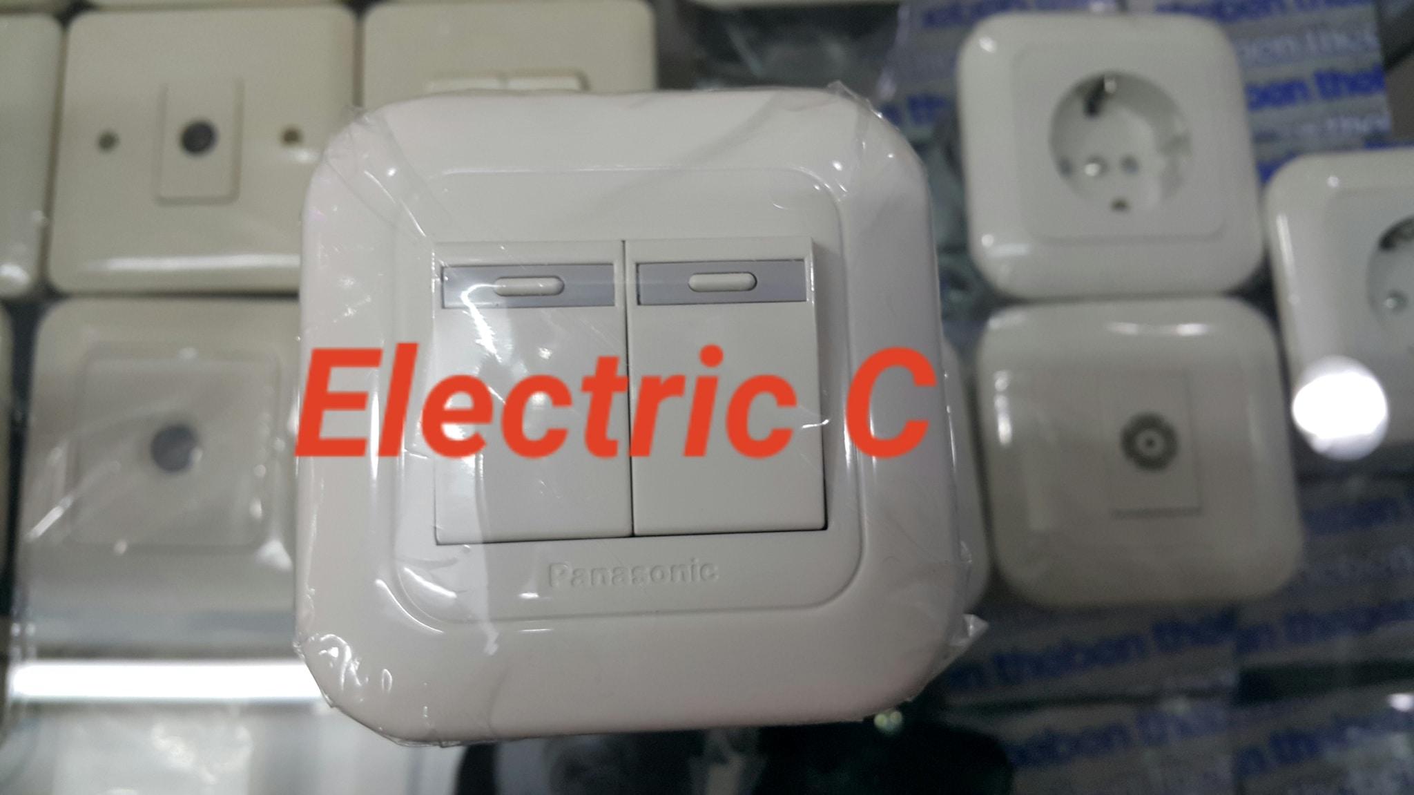 Jual Saklar Engkel Panasonic We J5531 Wej 78029w Rakitan Seri Electric C Tokopedia