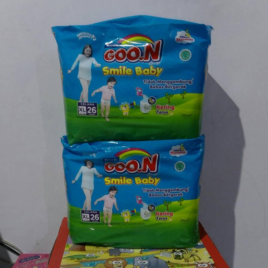 Jual Popok Diapers Pampers Goon Pants Ukuran L Isi 30 House Of Smile Baby L30