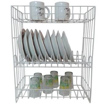 jual rak piring untuk kitchen set cabinets
