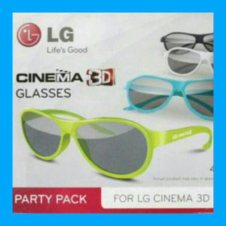 Kacamata 3D Ori LG