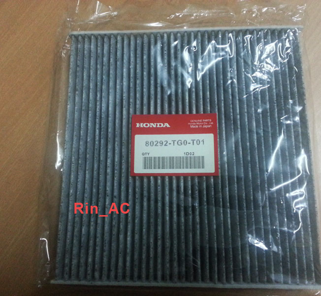 Filter Cabin/AC Honda Jazz RS '09-'13, Brio, Mobilio, Freed, HRV, BRV