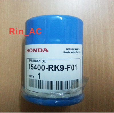 Filter Oli Honda Jazz, Brio, Freed, Mobilio, City, CRV, Civic, Accord
