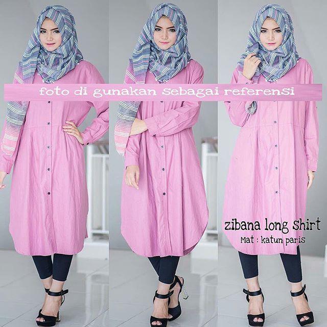 Baju Hijab Murah Zibana