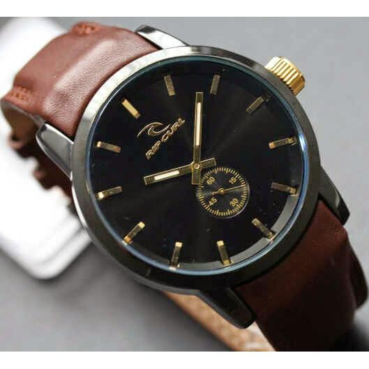 Jam Tangan Ripcurl Detroit Dark Brown