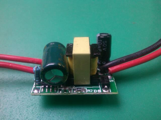 Jual Led Driver 3 X 1 Watt Input 220 Volt Gubuk Led