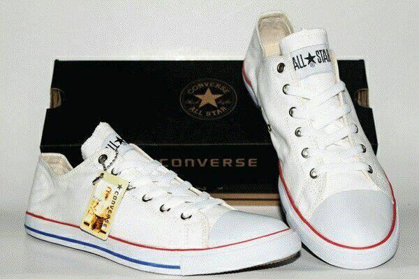 Jual converse putih - Toko Sepatu Linda   Tokopedia