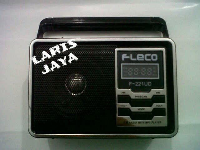 Radio USB Rechargeable