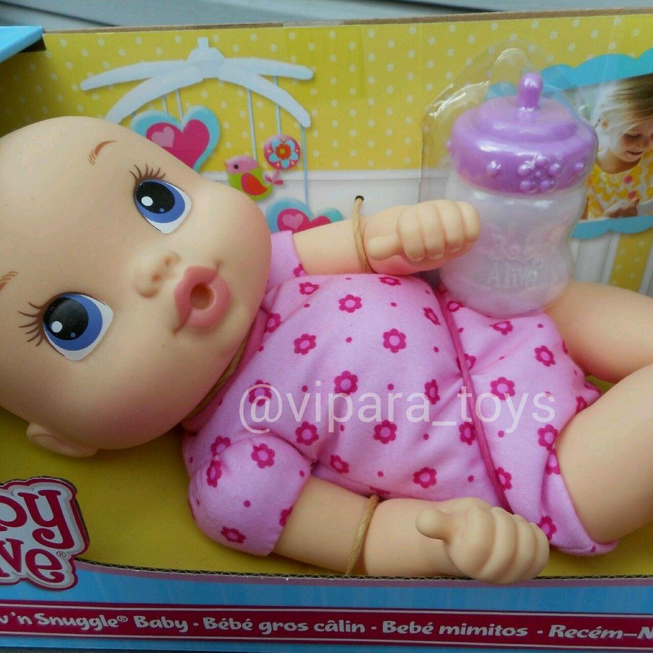 Jual Boneka Baby Alive Luv and Snuggle Original Hasbro - VIPARA ... c1d5dc88db
