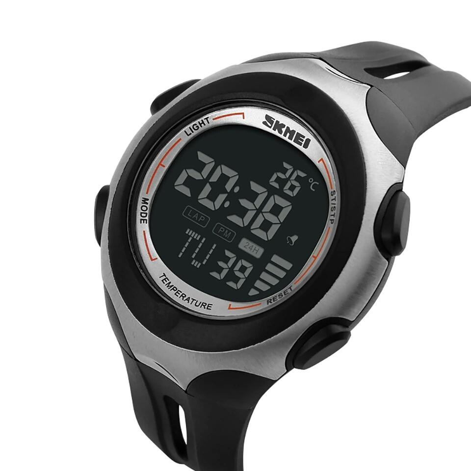 SKMEI 1080 Temperature (Swiss Army, G-Shock, Digitec, Spovan, Digital)