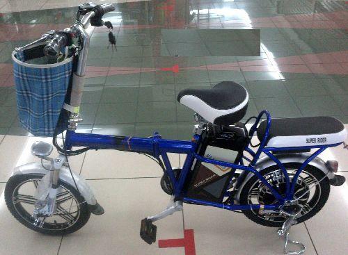 sepeda listrik type saturnus