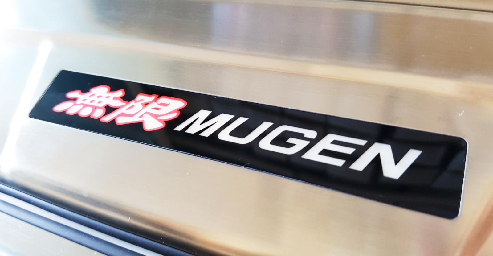 Sill Plate Honda Jazz GE8 MUGEN Limited Edition