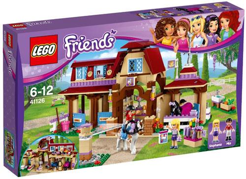 Jual Lego Friends Junior Heartlake Riding Club Jersey Dimaz