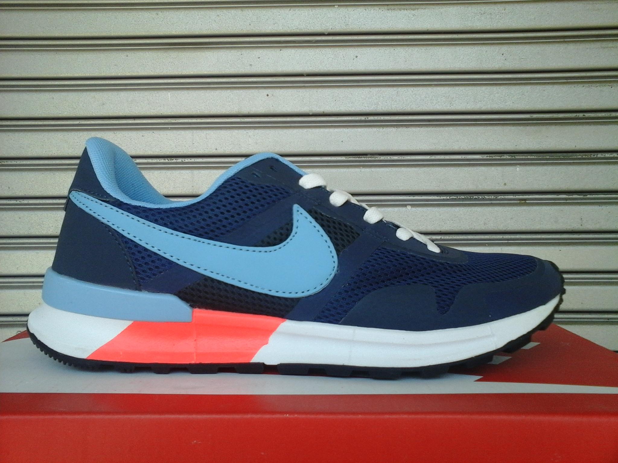 competitive price 4ce28 d1a16 ... low price usa jual jual sepatu nike air pegasus 83 30 navy blue geek  sneakers tokopedia