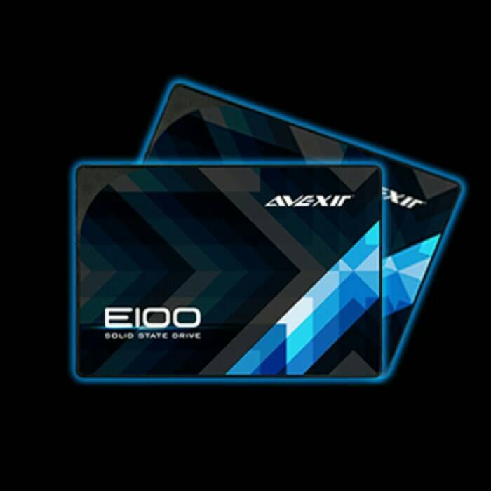 Avexir SSD E100 Series 480GB (R:550MB / S W:470MB / S)