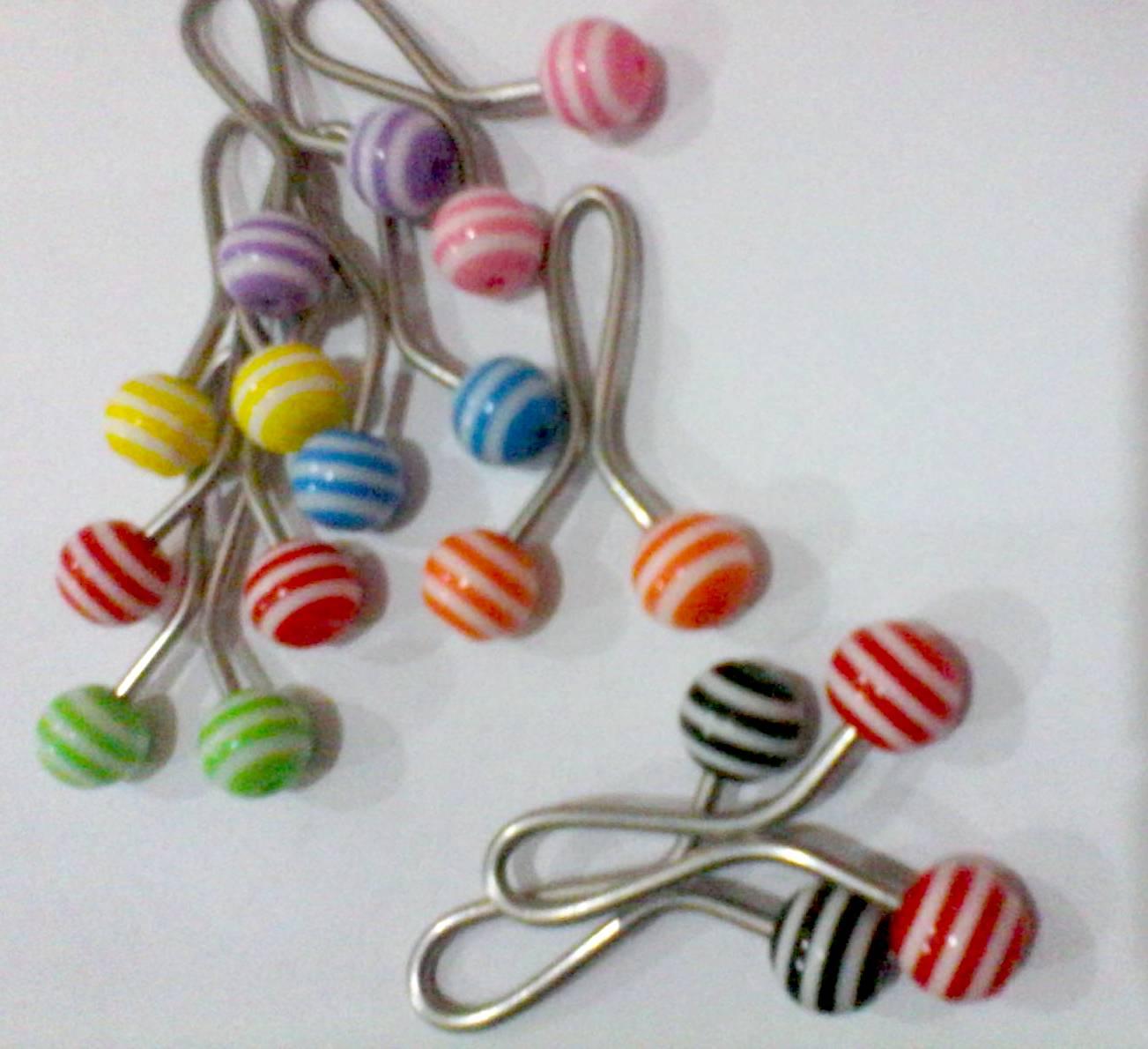 Klip Jilbab/Hijab Turki Candy Line