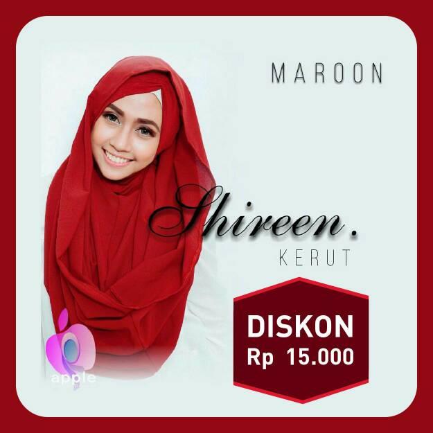 kerudung instan/ jilbab/ hijab/ hodie shiren
