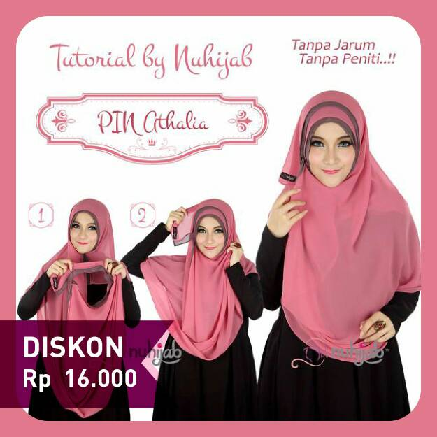 hijab/ kerudung/ jilbab/ athalia