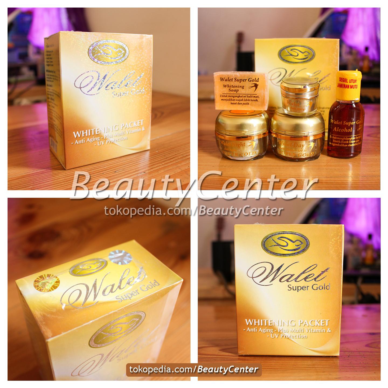 Walet Super Gold Premium Series Komplit Dan Eksklusif Cream Wallet Jual Populer Produk Tokopedia