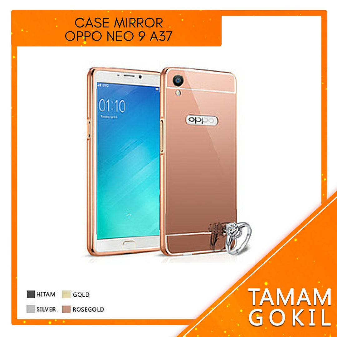Case Oppo Neo 7 Bumper Metal Back Case Sliding Rose Gold elevenia Source · Case  Aluminium 1556c0eb6c