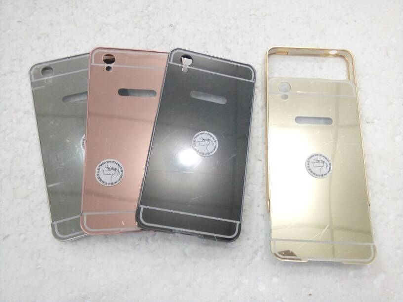 Case Vivo Y15 Alumunium Bumper With Mirror Backdoor Slide Rose Gold Source · Backdoor Slide Source Jual Case Mirror Oppo Neo 9 A37 Alumunium Bumper With