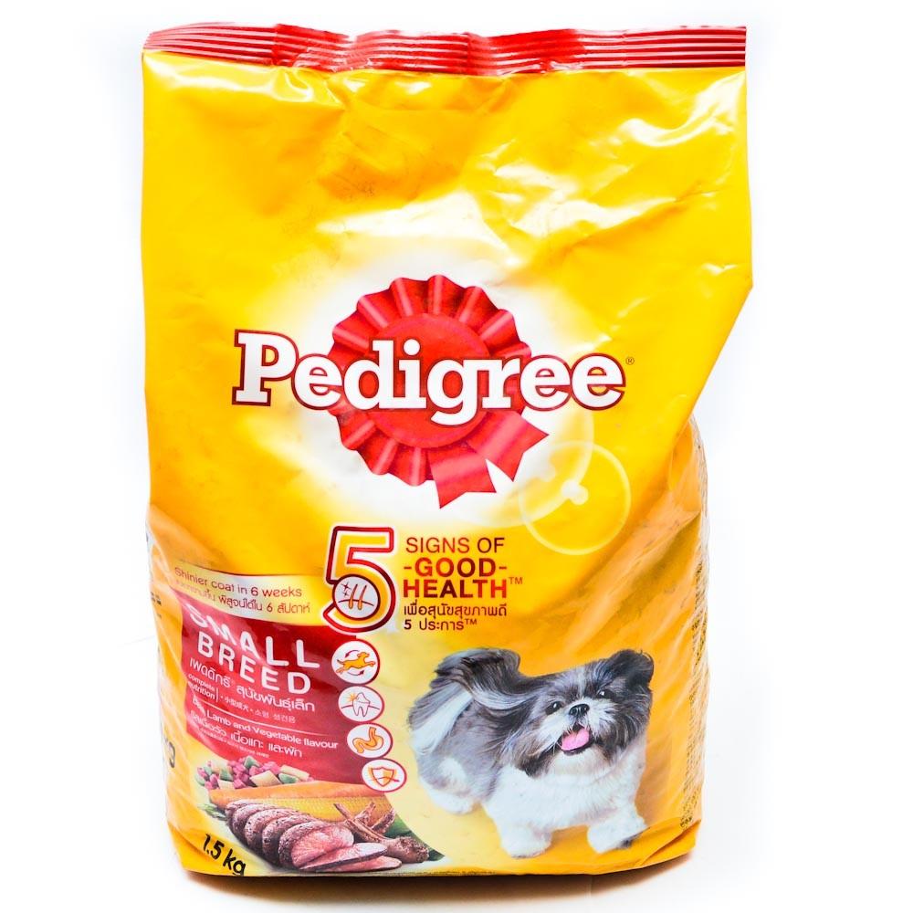 Makanan Anjing Pedigree Beef Vegetables 15 Kg Daftar Harga Can 115kg Basah Rasa Chicken Jual Small Breed 15kg Murah Petstore
