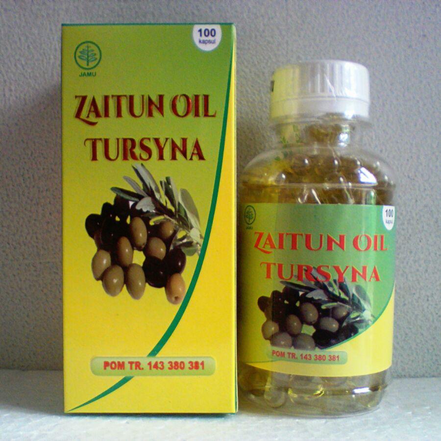 Jual Minyak Zaitun Tursyna Extra Virgin Olive Oil 100