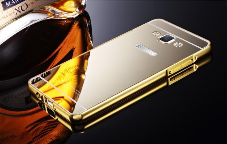 ... Kelebihan Case Twins Mirror Aluminium Bumper For Iphone 5g S Hitam Source Jual Mirror Case