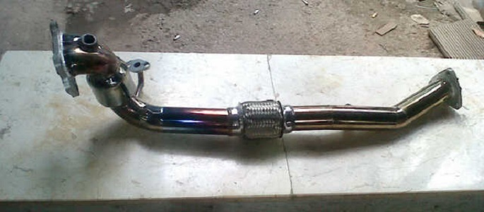 DownPipe Jazz-GK5 1RX8