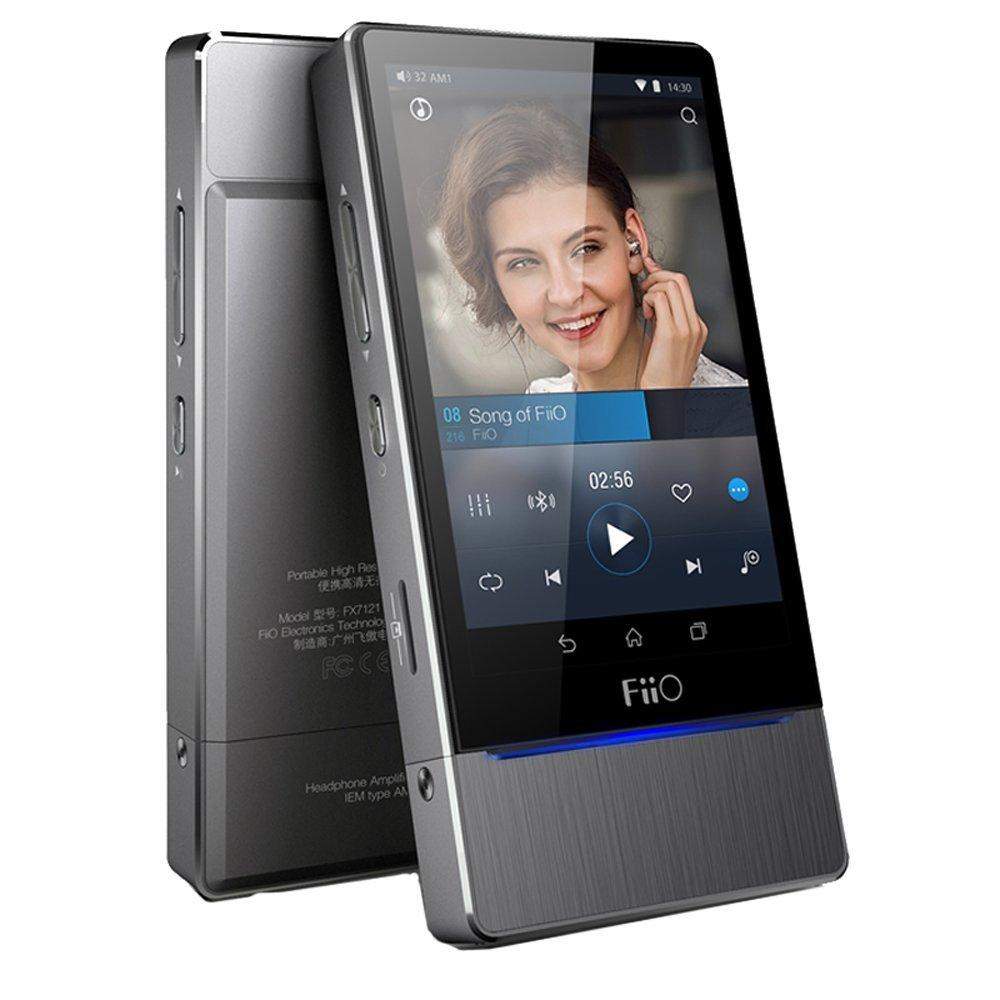 Digital Audio Player FiiO X7 + AM2 Amplifier (By Order)